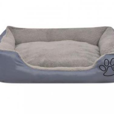 170416 cama para perro con cojín acolchado t...