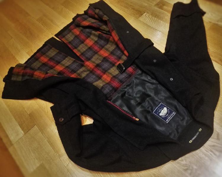 Abrigo vintage austriaco. loden schneiders