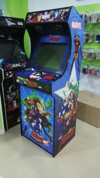 Alquiler maquinas arcade locales , ocio
