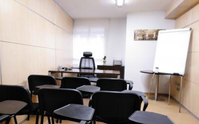 Alquiler de aula de formación en castellón