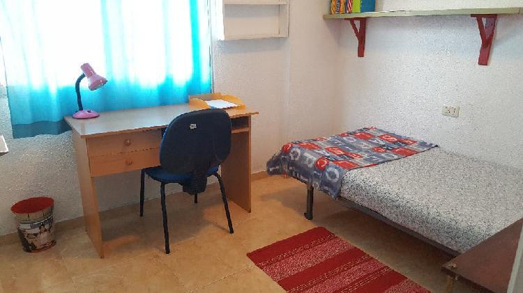 Alquilo habitaciones a estudiantes
