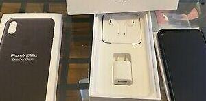 Apple iphone xs max - 64 gb - gris espacial (desbl