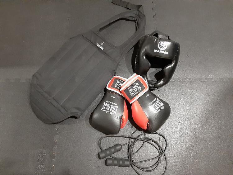 Artículos para boxeo, muay thai, kick boxing..