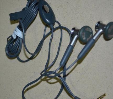 Auriculares motorola chyn4516a