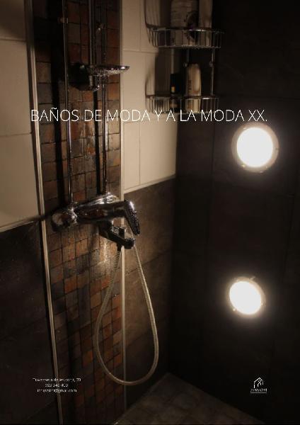 Baños 20xx, a la moda