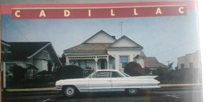 Cadillac salmieri. 1985. coches clasicos. ver fotos.