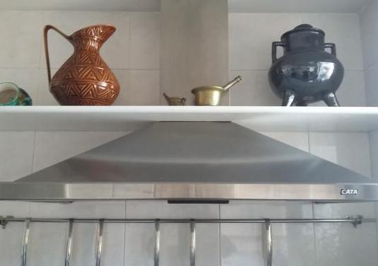 Campana extractora decorativa cata para reparar