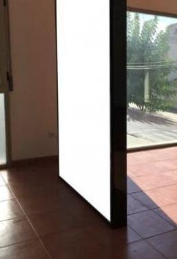 Cajas de 200 cm. x 100 cm, con luz interior