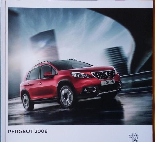 Catálogo peugeot 2008. junio 2017. en español