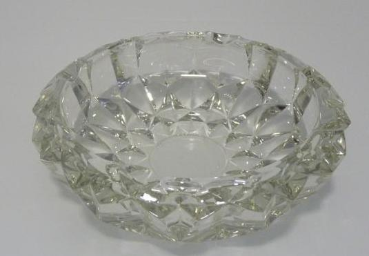 Cenicero de cristal