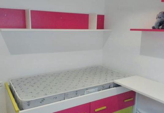 Dormitorio juvenil femenino
