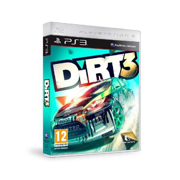 Dirt 3 para ps3