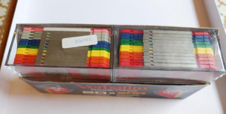 Disquete disquette diskete 3.5 verbatim