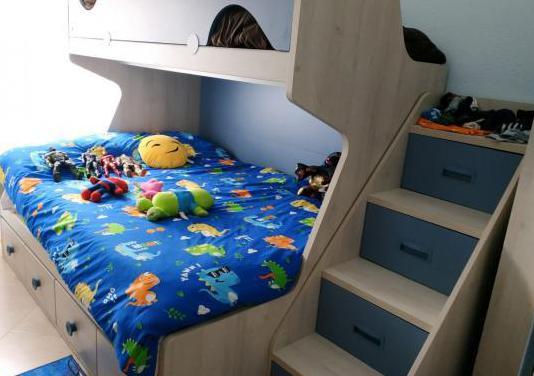Dos habitaciones nido