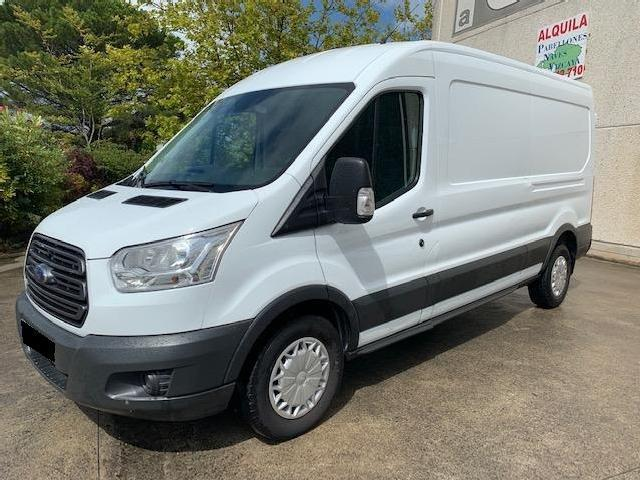 Ford transit l-3 350 2.2 125 cv '14