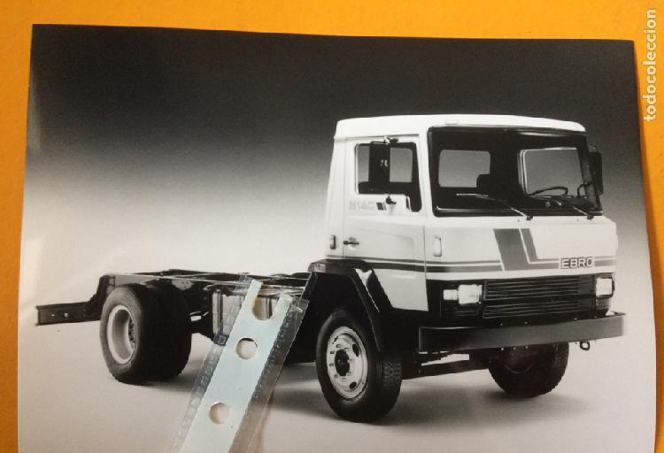 Foto camion ebro m 140