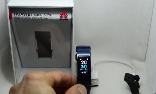 Huawei band 3 pro pulsera de actividad smartwatch