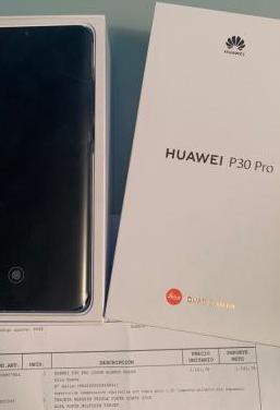 Huawei p30 pro nuevo