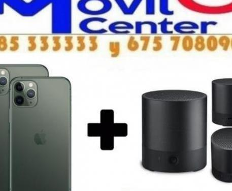 Iphone 11 pro max 64gb una semana de uso=movil...