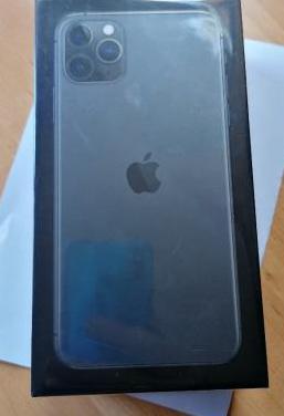 Iphone 11 pro máx 256gb precintado factura