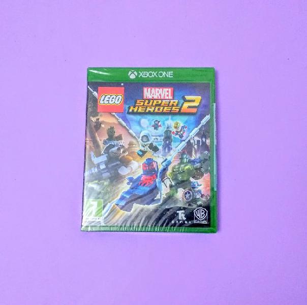 Lego marvel super heroes 2 precintado / xbox one