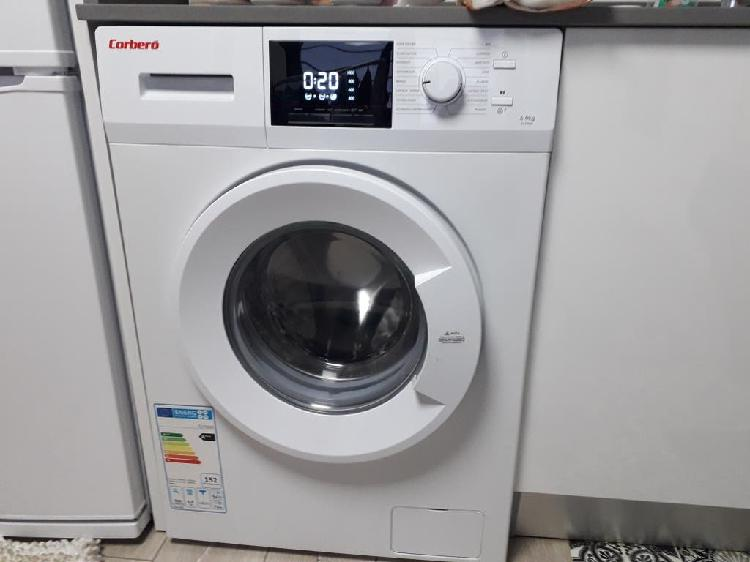 Lavadora corberó 5kg a+, nueva( 2 meses de uso)