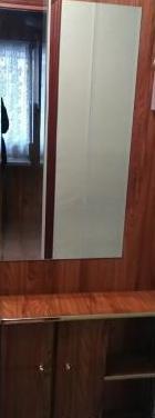 Mueble espejo entrada auxiliar consola