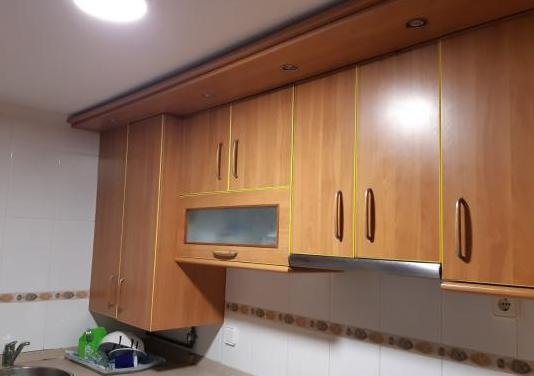 Muebles de cocina en buen estado y electrodomestic