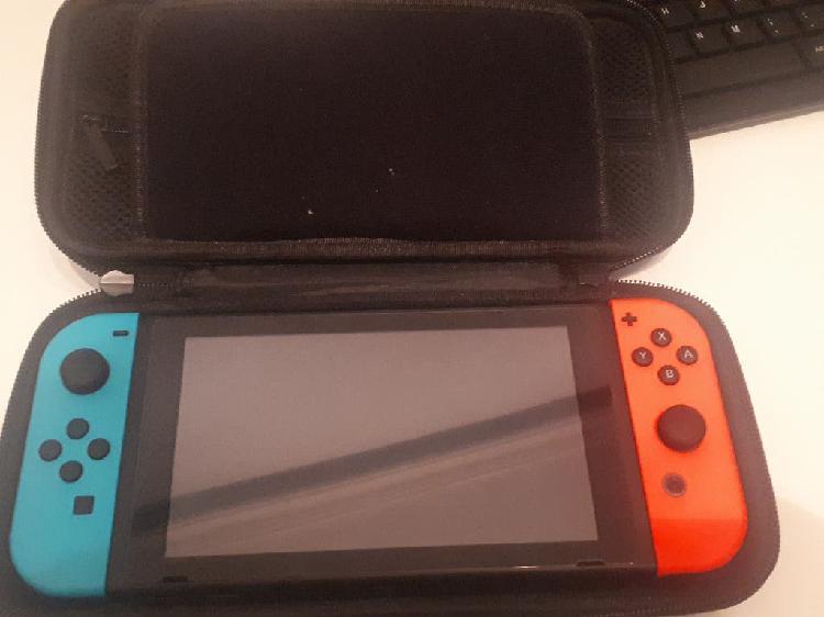 Nintendo switch edición 2019 nueva