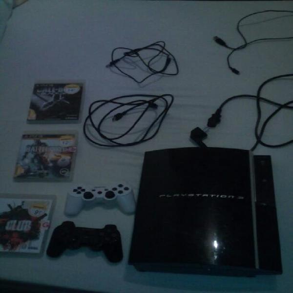 Pack! ps33+mandos+juegos y movil thl