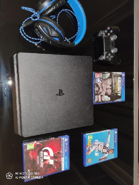 Ps4 slim 1tb con fifa 20 digital