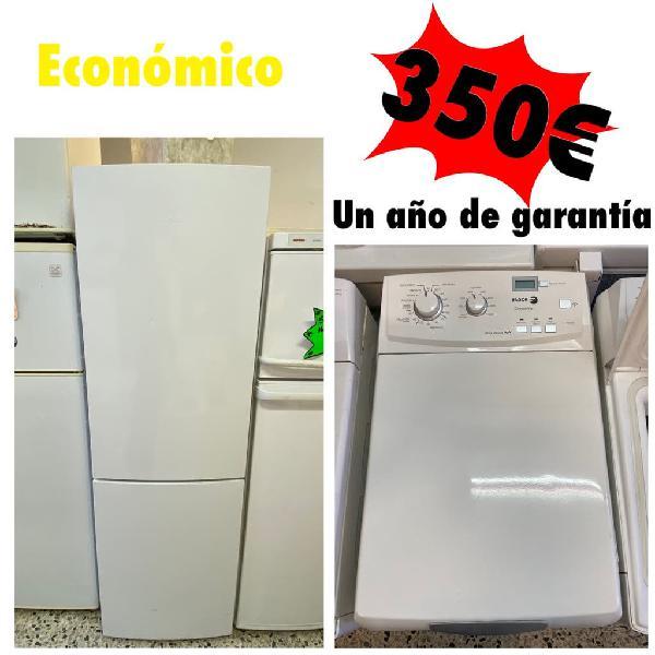 Pack combi haier + lavadora fagor con garantía