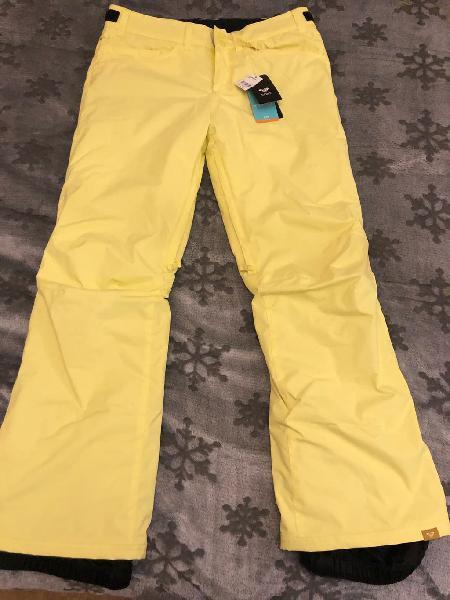 Pantalón esquí/snowboard roxy