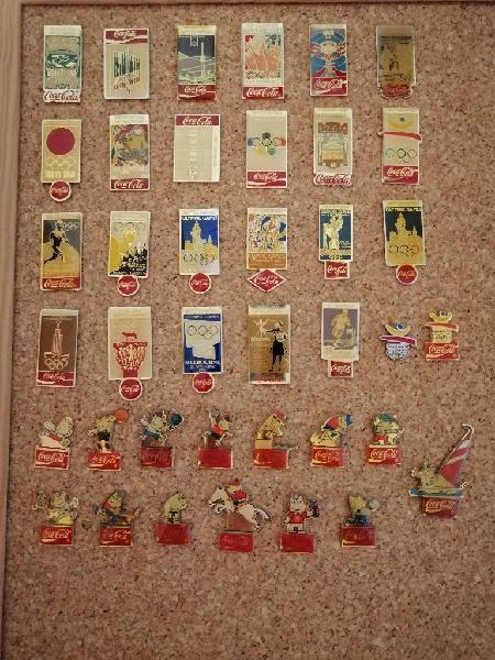 Pines edición especial juegos olímpicos y expo 92