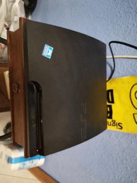 Play station slim 500 gb