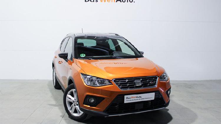 SEAT Arona 1.6TDI CR S&S FR 115