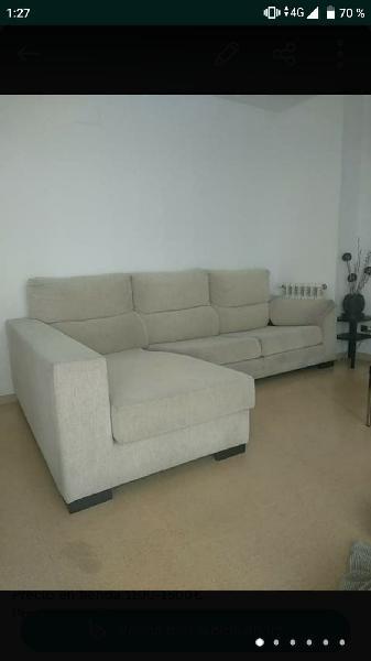 Sofá 2,80 chaise longue