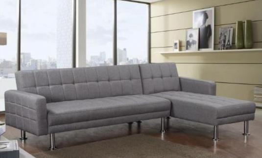 Sofá cama chaise-longue km-16040sb