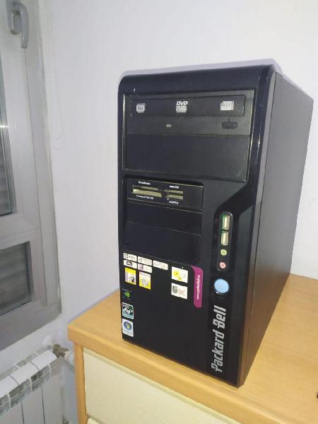Torre ordenador amd athlon 64 x2 a 2. 20ghz