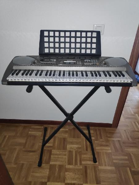 Teclado piano yamaha ez-250i