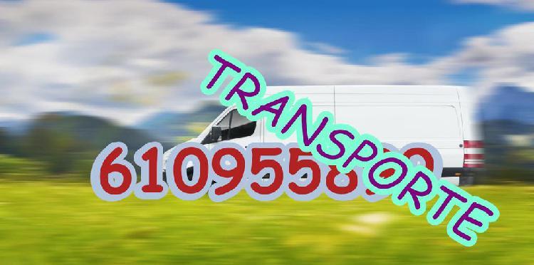 Transportes, traslados y minimudanzas baratas