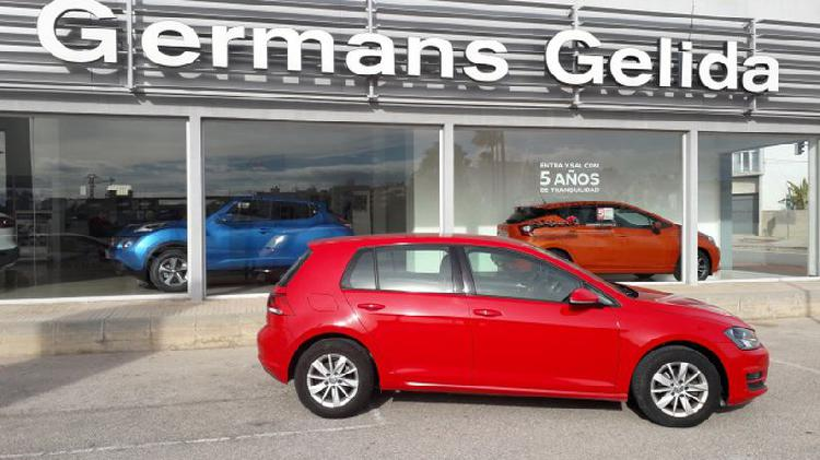 VOLKSWAGEN Golf 1.6TDI CR BMT Advance DSG 105