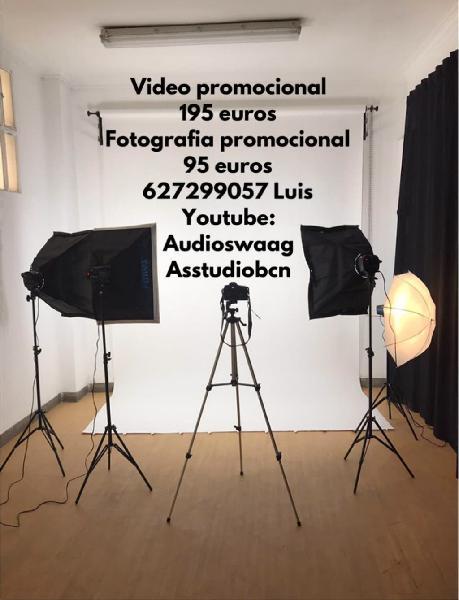 Video foto promocional