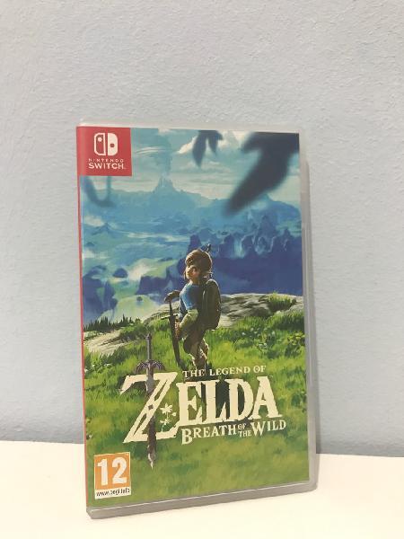 Zelda breath of the wild(no envios)