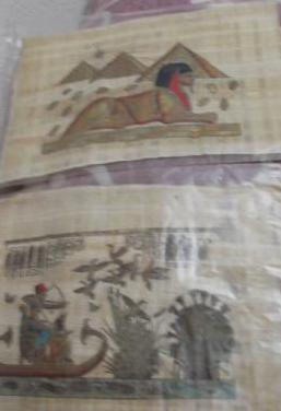 Antiguos papiros