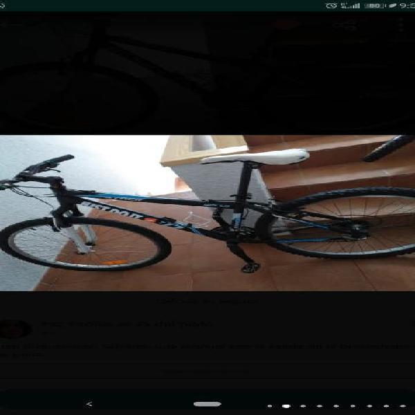 Bicicleta suspensión delantera aro/rin 26
