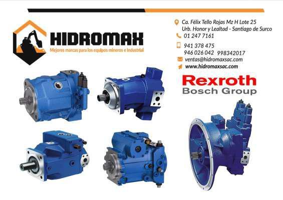 bomba hidraulica rexroth en Castellfollit del Boix