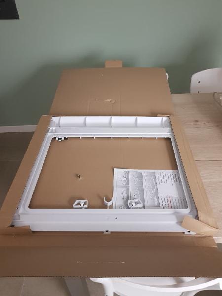 Kit unión secadora y lavadora nuevo