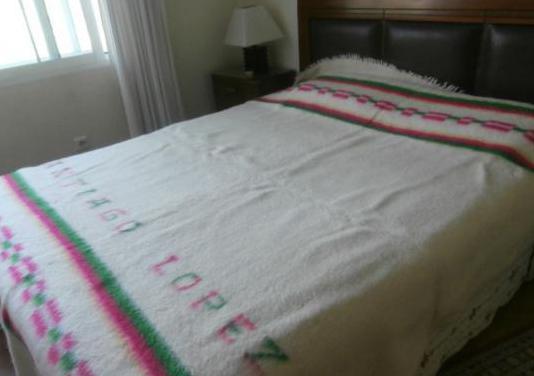 Manta artesania de pura lana