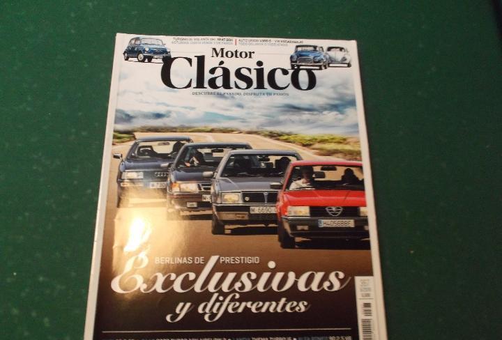 Motor clasico nº 367,dossier alfa romeo 90, berlinas de